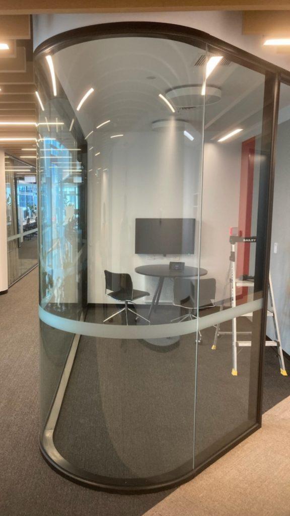 Australian Curved Glass - John Holland 1