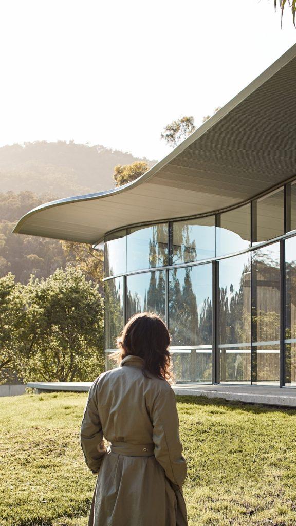 Australian Curved Glass - Medhurst Winery 2