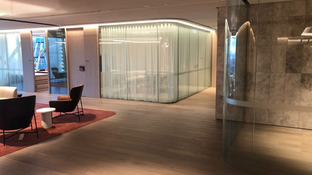 Australian Curved Glass - Office
