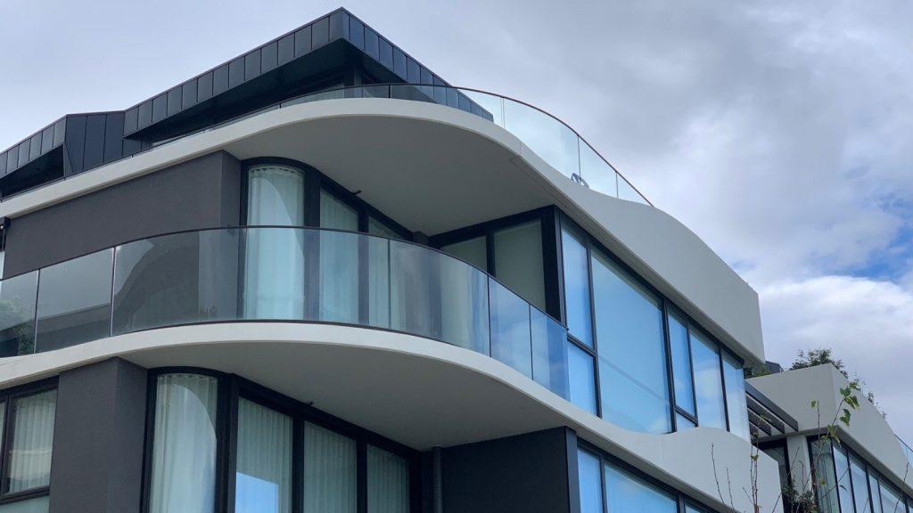 Australian Curved Glass - Residential Armidale 2