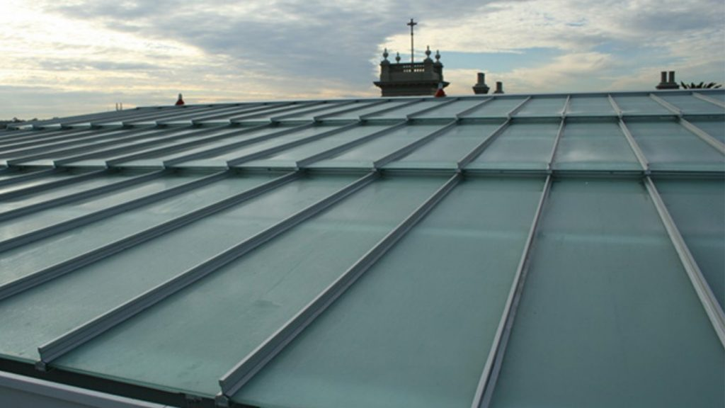 Australian Curved Glass - Roofing